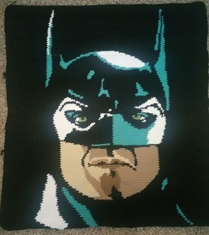 Batman Keaton2 Standard Pop Art